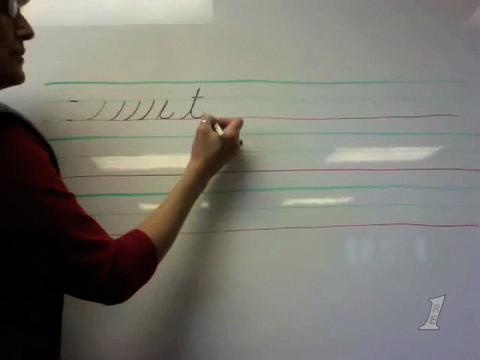 Basic Handwriting