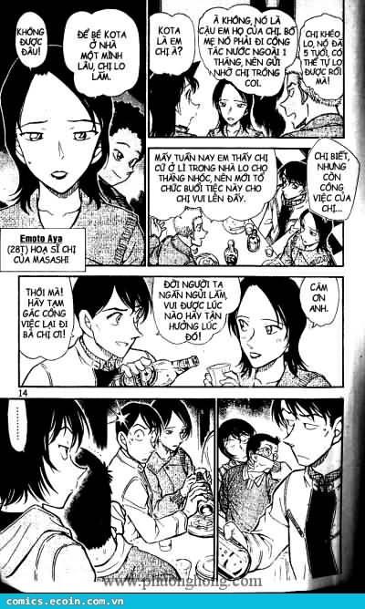 Detective Conan - Thám Tử Lừng Danh Conan chap 511 page 8 - IZTruyenTranh.com