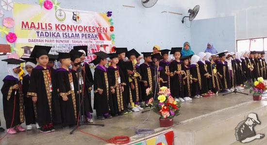 Konvo Tadika Islam Perak Daerah Kerian 2015