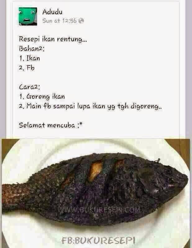 resepi ikan goreng facebook