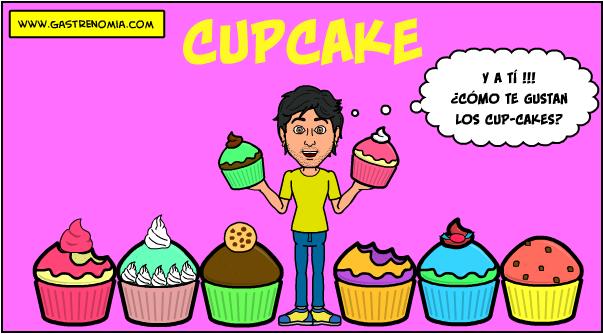 personaliza tu cupcake