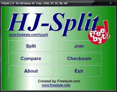 HJSplit 2.4 Portable 1