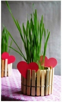 Membuat Kerajinan Tangan Dari Barang Bekas, Wadah Lilin & Pot Bunga 2