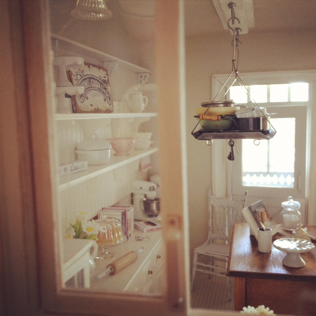 My miniature kitchen
