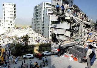 Tips-tips Praktis Siap Siaga Menghadapi Gempa (bencana yg tidak kita inginkan)