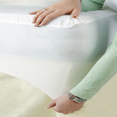 peed bed how to clean mattress