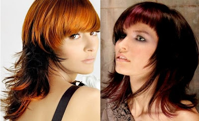 hair color trendsetter for winter 2012