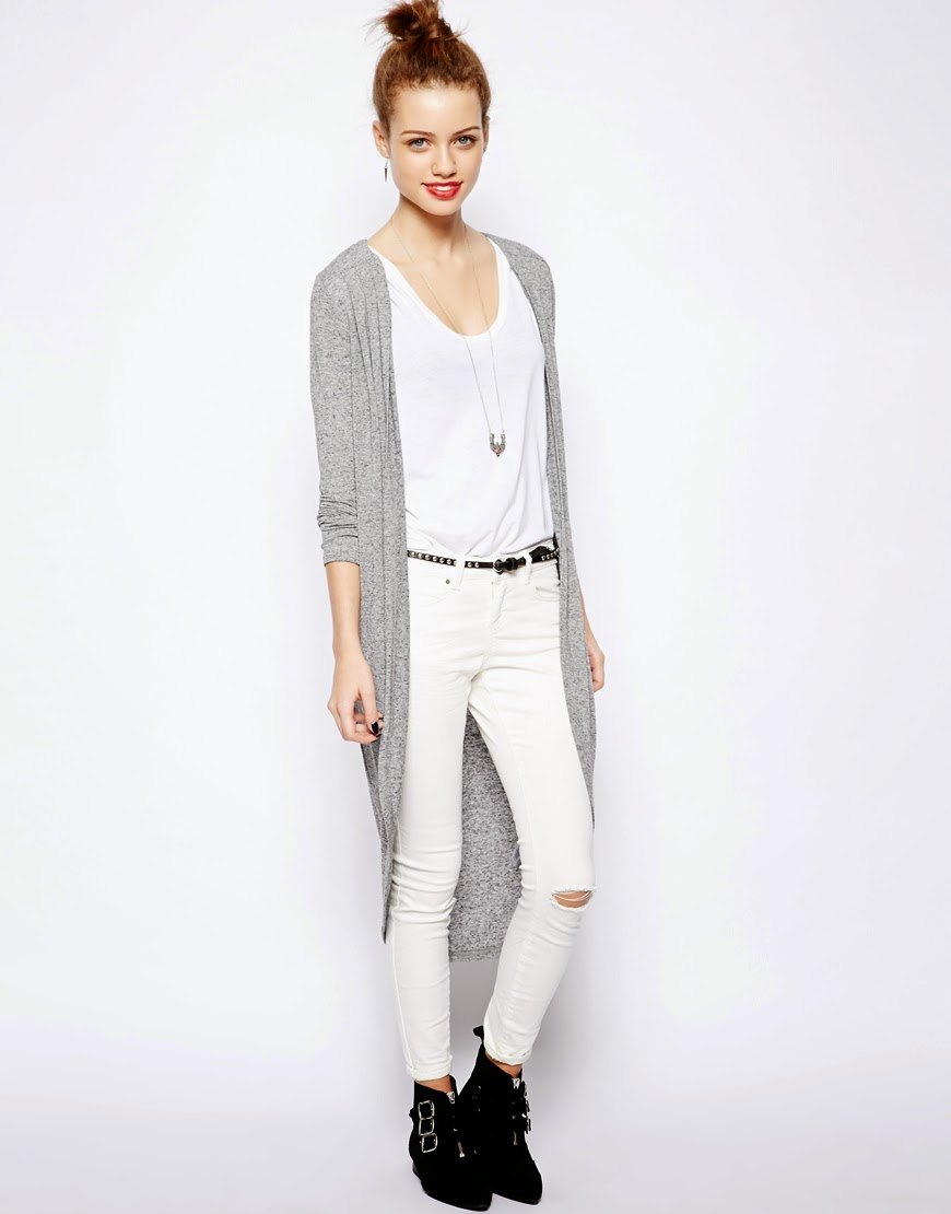 SUMMER ESSENTIAL - LONGLINE CARDIGAN |Le City Gypsy