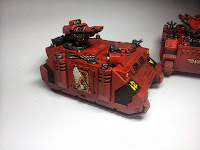 RAZORBACK - BLOOD ANGELS - WARHAMMER 40000 - Clean 2