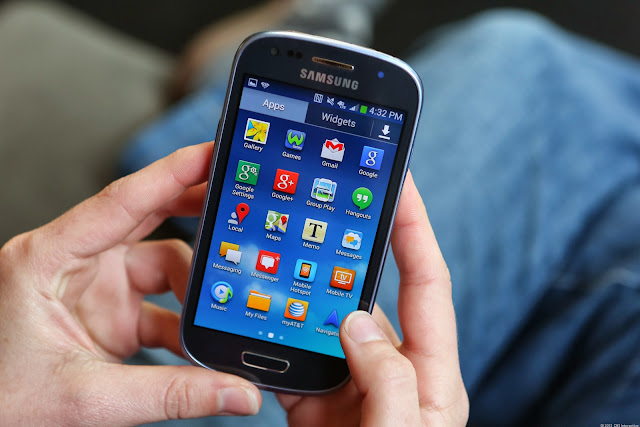 Galaxy S3 mini GT I8190 Android Zil Sesi resimi 5