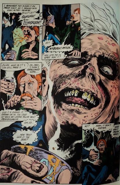Saga of the Swamp Thing # 35, 36 37 - Moore, Bissette Totleben