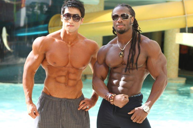 ulisses jr steroids or natural