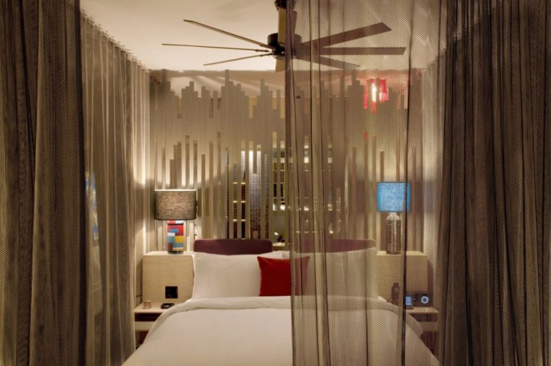 W Hotels Caribbean Puerto Rico Modern Chic Beach Hotel