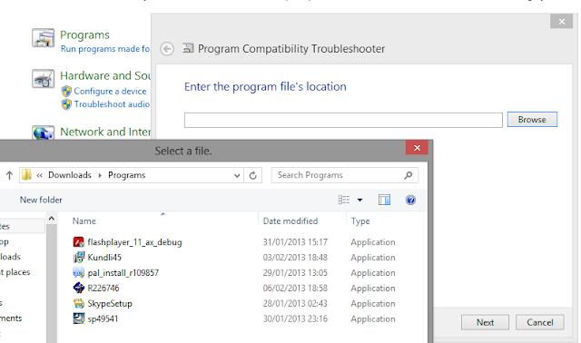 Run Windows 7 Drivers On Windows 8 In Compatibility Mode