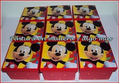 SORPRESAS PLAY HOUSE MICKEY MOUSE
