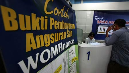 Nomor Call Center Customer Service WOM Finance