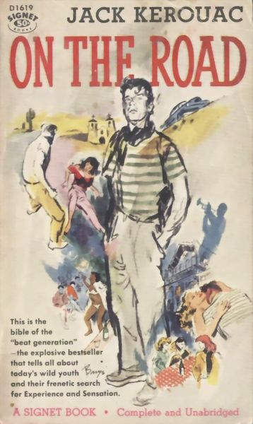 an analysis of the novel on the road by jack kerouac Summary the mid-twentieth century in united states of america was marked   his novel on the road, jack kerouac refers not only to american society of the.