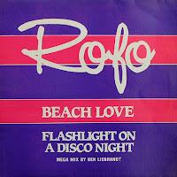 Rofo - Beach Love (Vinyl,12\'\') (1987)
