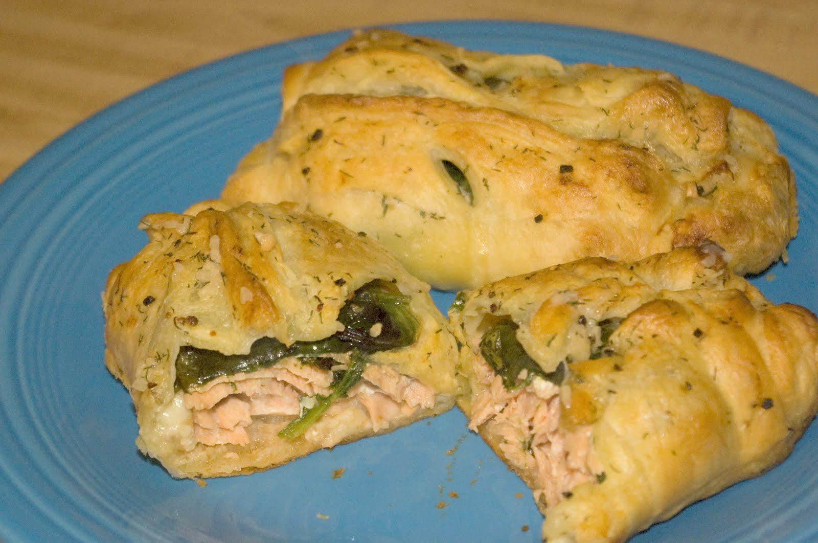 ... of Church Ladies: 40 Meatless Meals Guest Post: Salmon en Croûte