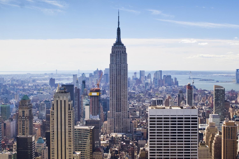 york city skyline day - photo #27