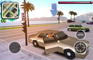 Screenshots of the Gangstar: West Coast Hustle game for iPhone, iPad or iPod.