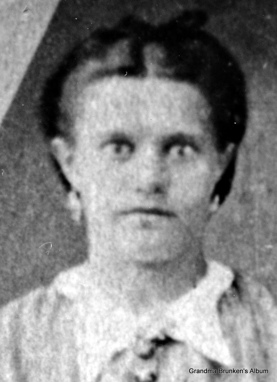 Margaretha (Hollman) Petersen