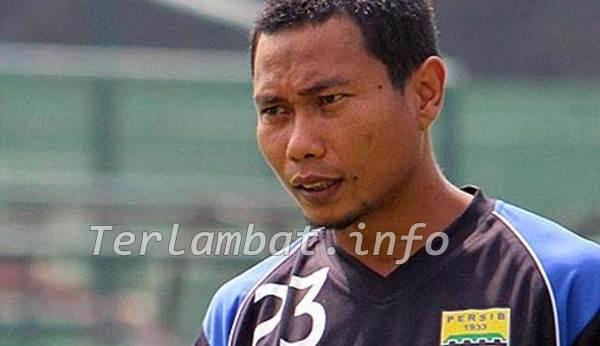 M Ridwan Pemain Persib Bandung Pencetak Gol VS Makassar United