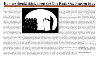 how+we+should+think+about+the+one+rank+one+pension+issue