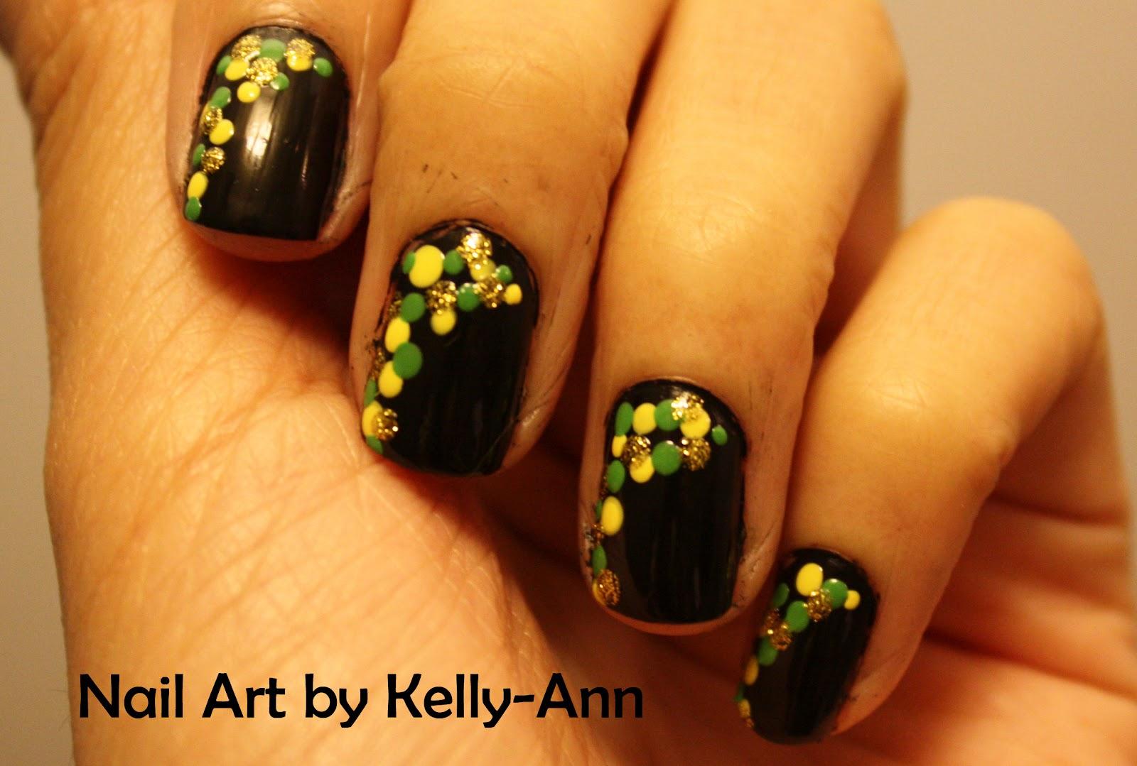 Nail Art by Kelly-Ann: Feeling Patriotic