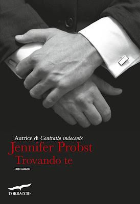 """Recensione di """"Trovando te"""" di Jennifer Probst, noto come """"Searching for Beautiful"""", terzo romanzo della serie italiana """"Cuori solitari"""" o più nota """"Searching for""""."""