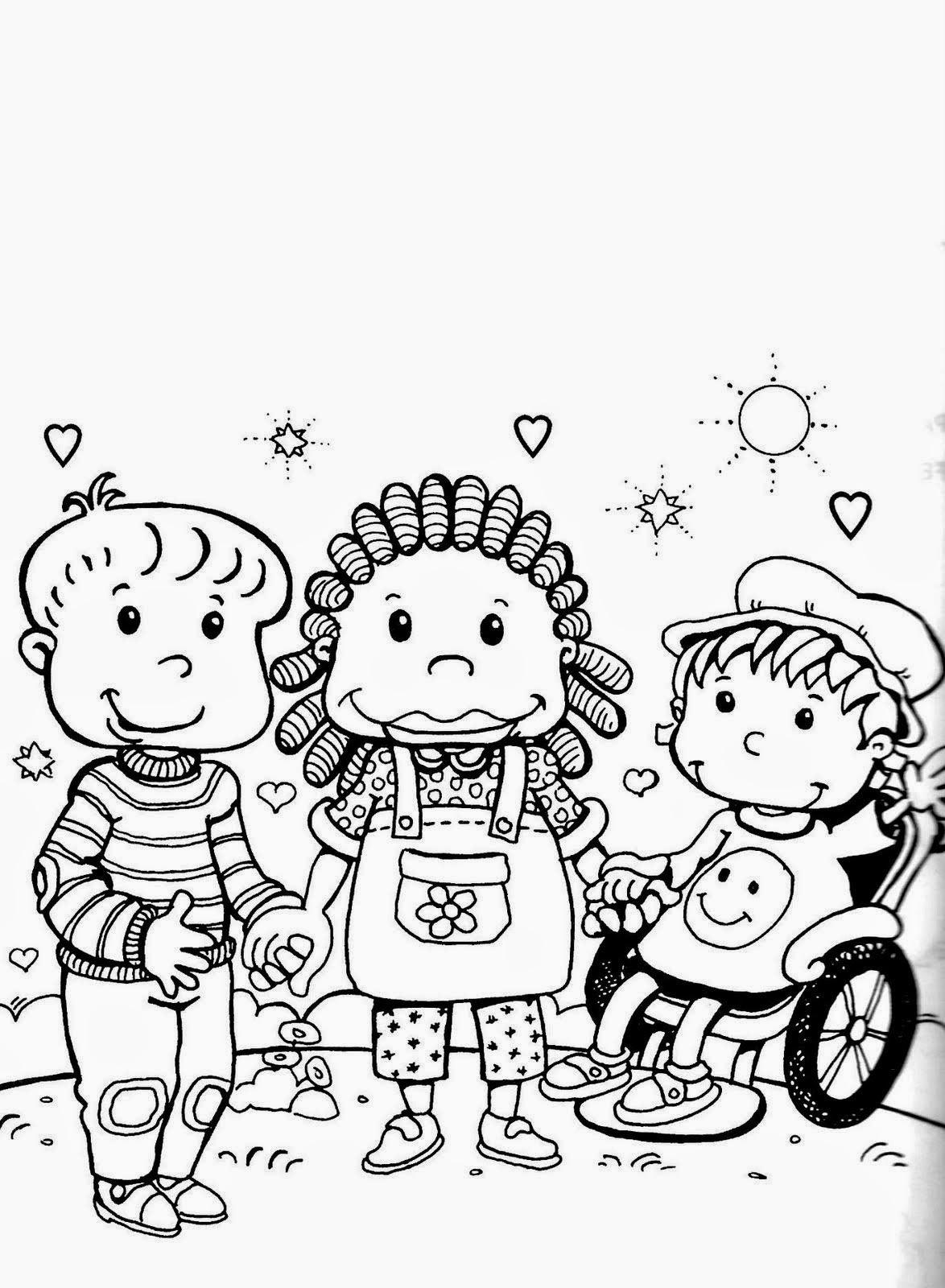 bauzinho da web baÚ da web desenhos de meninos e meninas