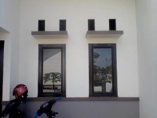 Jendela Kamar Rumah Type 75