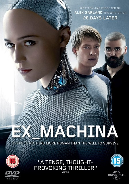 """Ex Machina"" (1/2)"