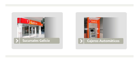 Banco galicia sucursales banco galicia for Banco galicia busca cajeros