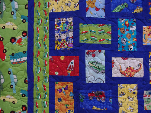 I spy quilt - CraftStylish