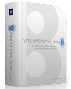 WYSWIG WEB BUILDER 8.2 COVER
