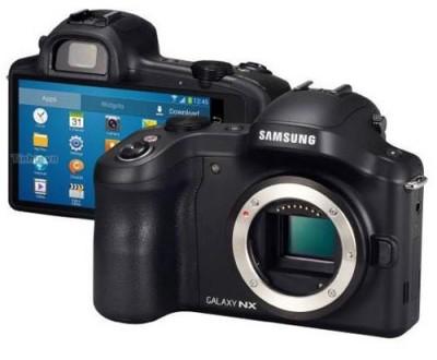 Samsung Sedang Mengerjakan Galaxy Mini NX, Kamera berbasis Android?