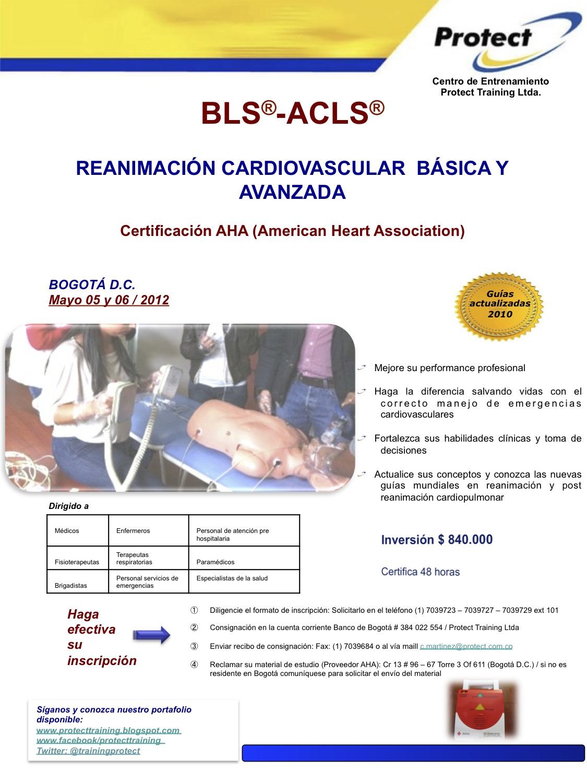 aha acls guidelines 2012 pdf