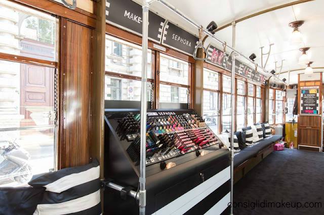 sephora tram della bellezza beauty to go
