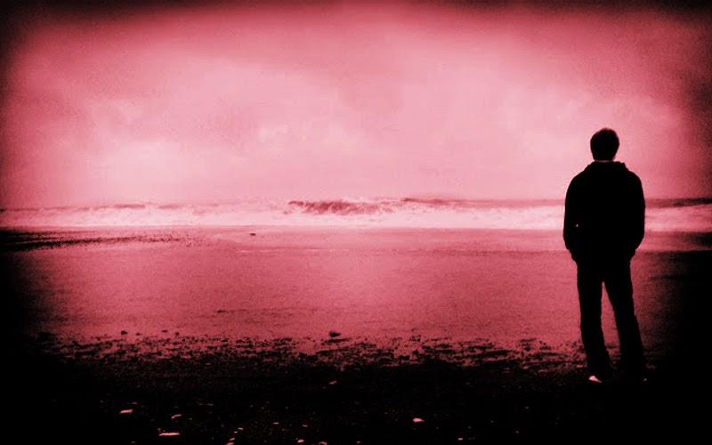 Gambar-Gambar Cowok yang Kesepian/Sendiri