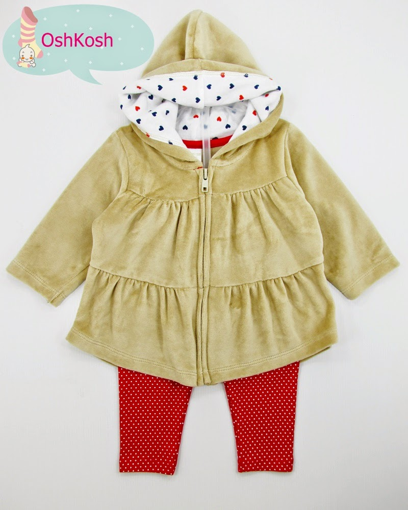 Wholesale Branded Baby Clothes Oshkosh Jacket