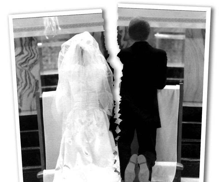 Matrimonio Y Separacion Biblia : Matrimonio nulidad separación y divorcio qué debe