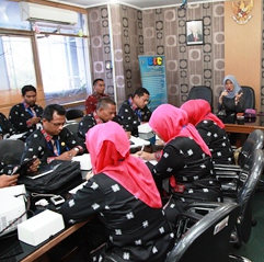 Benchmarking PIM III North Aceh to Surabaya