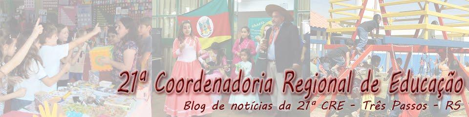 21ª Coordenadoria Regional de Educação