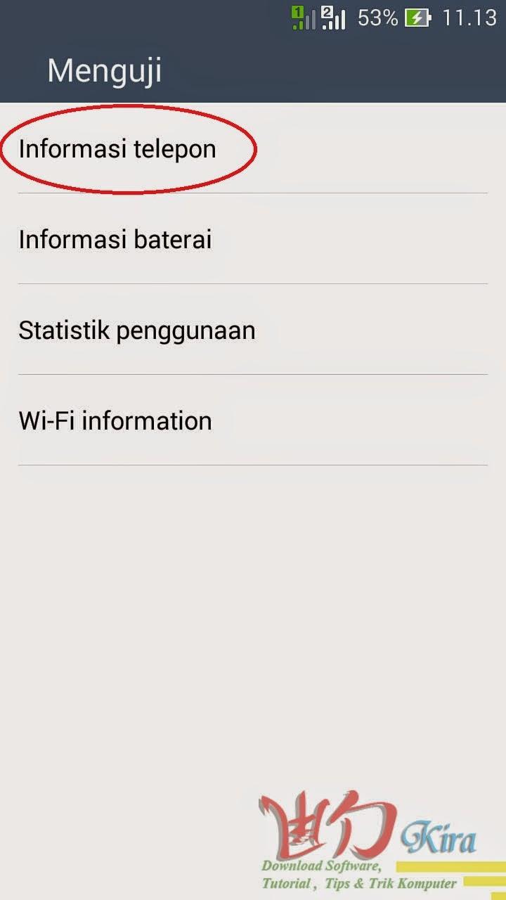 Cara mengoptimalkan Jaringan Asus Zenfone Setelah Update Kitkat, Cara ...