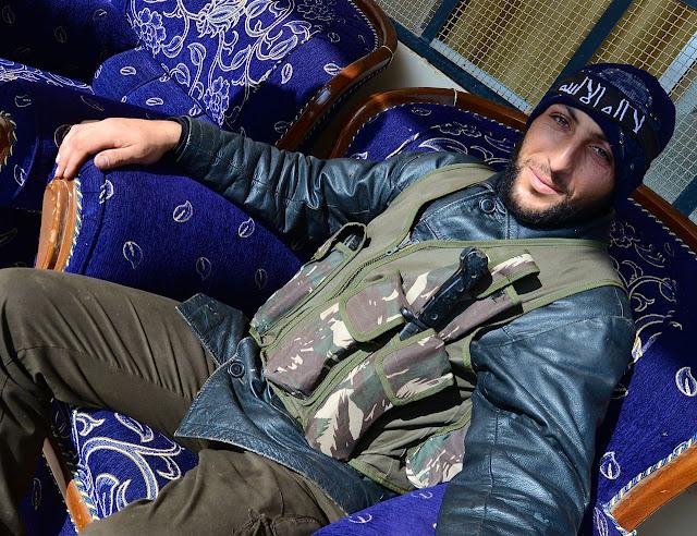 Siria por Hachero