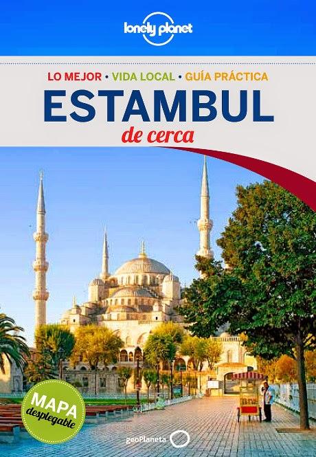 Libros y Juguetes | 1deMagiaxfa: LIBRO - Estambul De cerca