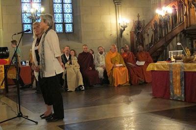 Dana Lissy, Buddha Maitreya, Offene Kirche Elisabethen, Maitreya Reliquien, Basel, Bodensee, Bodensee Maitreya, Herzschrein,
