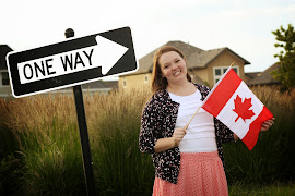 There is only One Way....to Canada