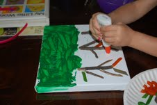 glue, kids, preschooler craft,